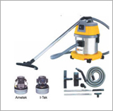 Crv 15 Ltr Stainless Steel Wet & Dry Vacuum Cleaner
