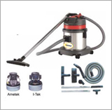 Crv 15-C Ltr Stainless Steel Wet & Dry Vacuum Cleaner