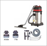 Crv 30-C Ltr Stainless Steel Wet & Dry Vacuum Cleaner